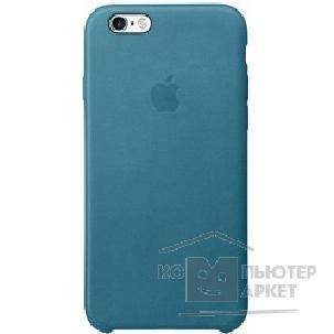 Аксессуар Apple MM4G2ZM/ A  iPhone 6/ 6s Leather Case - Marine Blue