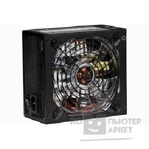 Hiper Б/ питания  M600 Carton Retail, Black, 600W, ATX 2.3, EPS12V, APFC, 14 cm Fan, Transparent Blades, Purple LED, PCI-E x2, SATA x6
