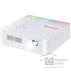 Acer Aopen PV10 [MR.JRJ11.001] Проектор  {LED WVGA 300Lm 5000:1 HDMI USB Wifi 0.4Kg EURO/UK/Swiss EMEA}/Aopen PV10 MR.JRJ11.001