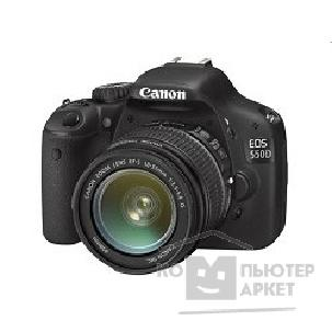 Цифровая фотокамера Canon EOS 550D Kit EF-S 18-55 IS