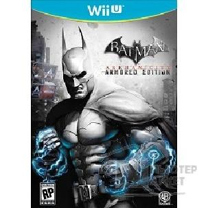 Игры Batman: Arkham City Armoured Edition [WiiU, русские субтитры]