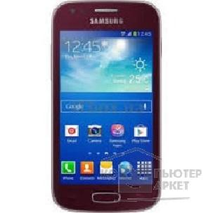 Мобильный телефон Samsung Galaxy Core I8262 DUAL LaFleur Red