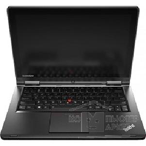 "Ноутбук Lenovo ThinkPad Yoga S100 [20CD00D7RT] 12.5"" FHD TS i3-4030U/ 4Gb/ 500Gb+8Gb SSD/ noDVD/ BT/ W8.1"