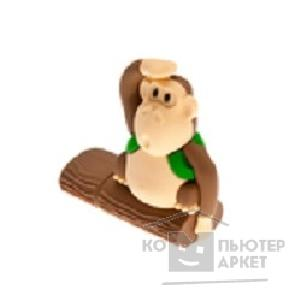 Носитель информации USB-накопитель 16Gb Monkey AP-MONKEYTREE-16GB-GR