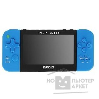 Игровая приставка Sega PGP AIO 43503 Droid Letto 4.3'' Touch  1ГГц, 4ГБ, Android 4.0, WiFi Soft touch, синий