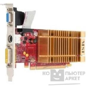 Видеокарта MicroStar MSI RX2400PRO-TD256EH V110-08S 256Mb DDR, TV-out, DVI, PCI-E OEM