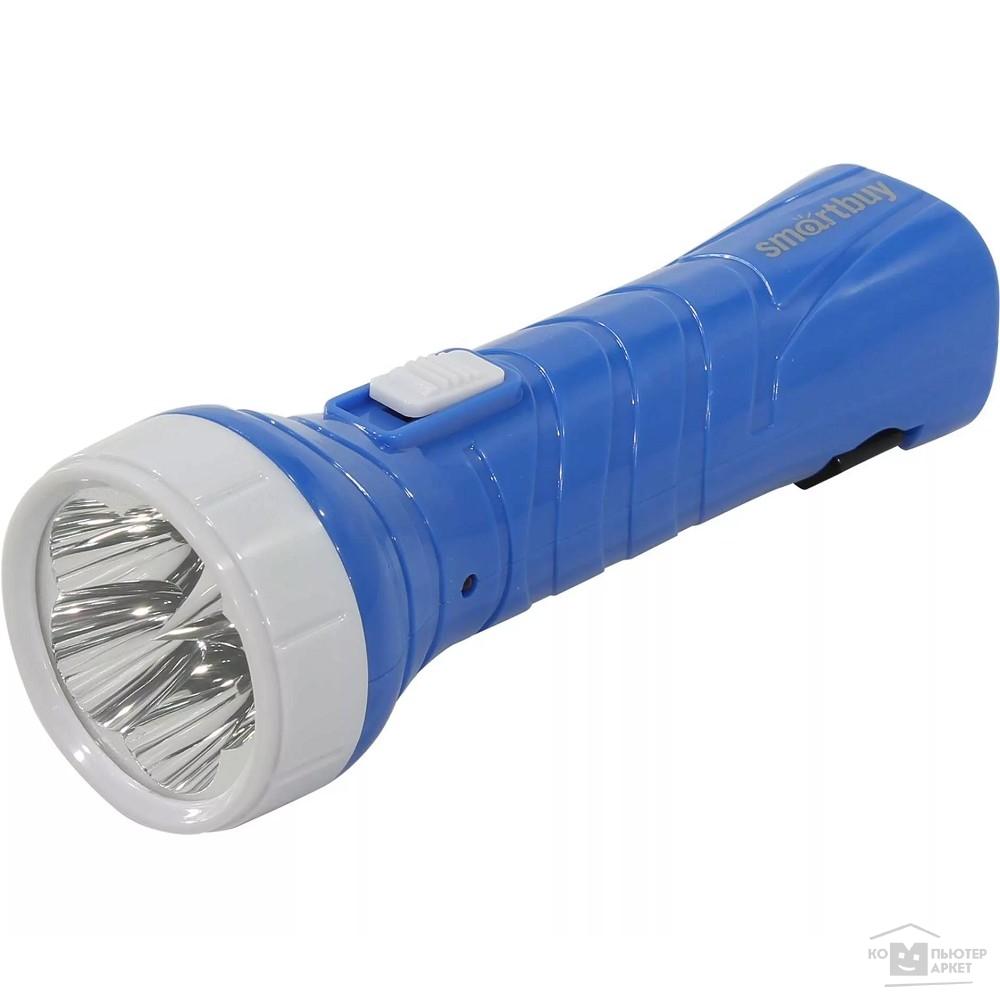 Smartbuy SBF-99-B Аккумуляторный Светодиодный фонарь 5 LED с прямой зарядкой синий /Smartbuy SBF-99-B SBF-99-B
