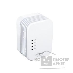 Сетевая карта D-Link DHP-W310AV/ A1 Wireless 802.11n, Power Line HD Mini Ethernet Adapter, Up to 200 Mbps