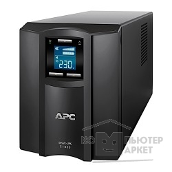 ИБП APC by Schneider Electric APC Smart-UPS 1000VA SMC1000I