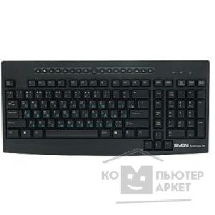 Клавиатура Sven Keyboard  Multimedia 731, black PS/ 2