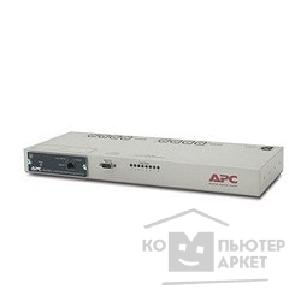 Аксессуары APC by Schneider Electric AP9218      MasterSwitch, 1U, 16A, 208&230V, 8 C13