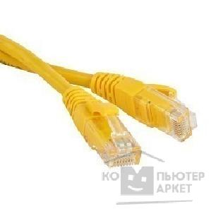 Патч-корд Hyperline PC-LPM-UTP-RJ45-RJ45-C6-10M-LSZH-YL Патч-корд U/ UTP, Cat.6, LSZH, 10 м, желтый