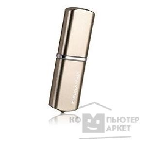 Носитель информации Silicon Power USB 2.0  USB Drive 8Gb, Luxmini 720 [SP008GBUF2720V1G], Gold