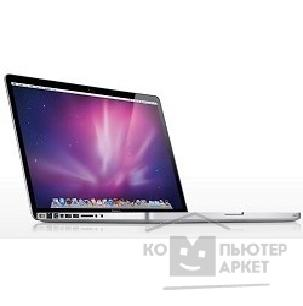 "Ноутбук Apple MacBook Pro MC721RS/ A 15"" Quad-Core i7 2.0GHz/ 4GB/ 500GB/ HD Graphics/ Radeon HD 6490M/ SD"