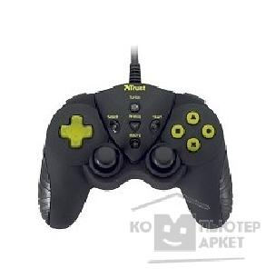 Геймпад Trust Геймпад GM-1500 Black/ Yellow Compact Dual Stick Gamepad for PC/ PS2, USB [14863]