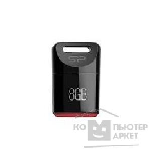 Носитель информации Silicon Power USB Drive 8Gb Touch T06 SP008GBUF2T06V1K