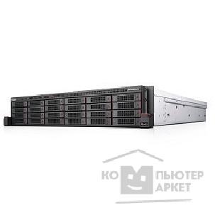 "Сервер Lenovo ThinkServer RD450 ThinkServer RD450 8 x 3.5"" 1 x Xeon E5-2603v3 1 x 8Gb DDR4 RDIMM no HDD RAID 500 0/ 1/ 10 Integrated Ethernet w/ 1 x Riser Card No TPM Module no iKVM Key Slim DVD-RW Slide Rail"