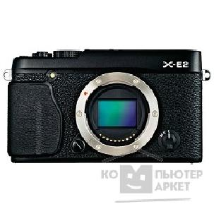 Цифровая фотокамера Fujifilm FinePix X-E2 Body [16404844] серебристый