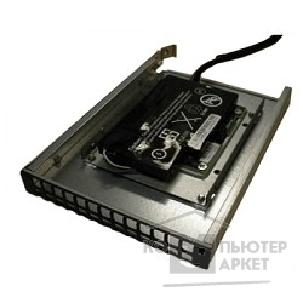 "Supermicro Держатель диска MCP-220-83601-0B - Black FDD dummy tray,supports 1x 2.5"" slim HDD 9.6mm thick"