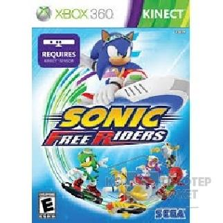���� Sonic Free Riders ��� Kinect