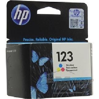 Расходные материалы Hp F6V16AE Картридж №123, color/Расходные материалы Hp F6V16AE Картридж №123, color