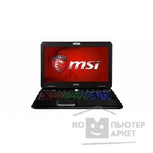 "Ноутбук MicroStar MSI GT60 2PC-1050XRU 9S7-16F442-1050r 15.6"" 1920x1080 матовый / Intel Core i5 4210M 2.6Ghz / 8192Mb/ 1000Gb/ DVDrw/ Ext:nVidia GeForce GTX870M 3072Mb / Cam/ BT/ WiFi/ war 2y/ 3.56kg/ black/ DOS"