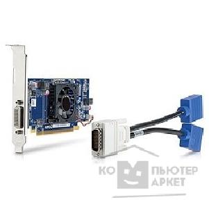 Опция к компьютерам Hp QK638AA  AMD Radeon HD 6350 512MB Видеокарта PCI-E