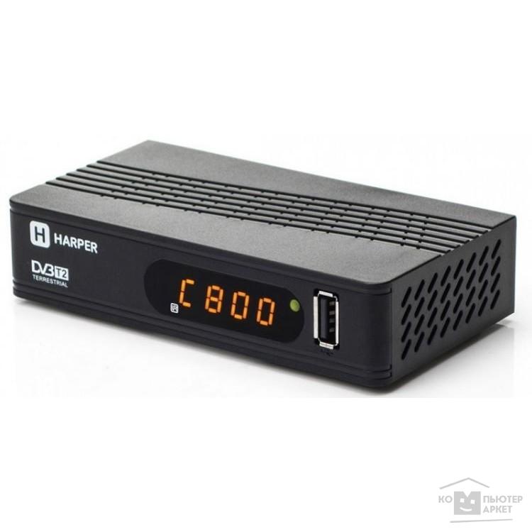 HARPER HDT2-1514 {YOUTUBE, DOLBY DIGITAL, Процессор: Sunplus 1509C; Разрешение видео: 480i, 480p, 576i, 576p, 720p, 1080i, Full HD 1080p}/Harper H00001105 H00001105
