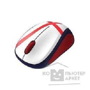 Мышь Logitech 910-004030  Mouse M235 Wireless ENGLAND
