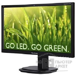 "Монитор ViewSonic LCD  23.6"" VG2437MC-LED Glossy-Black TN LED 5ms 16:9 DVI M/ M HAS Pivot 20M:1 300cd USB"