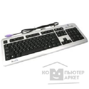 ���������� A-4Tech Keyboard A4Tech LCDS-720, PS/ 2, Slim, ������. ����������