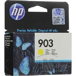 HP T6L95AE Картридж струйный №903, Yellow {OJP 6960/6970 (315стр.)}/HP T6L95AE T6L95AE