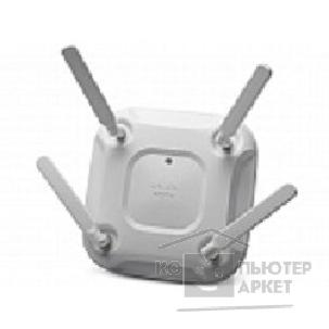 Сетевое оборудование Cisco AIR-CAP3702E-R-K9 802.11ac Ctrlr AP 4x4:3SS w/ CleanAir; Ext Ant; R Reg Domain