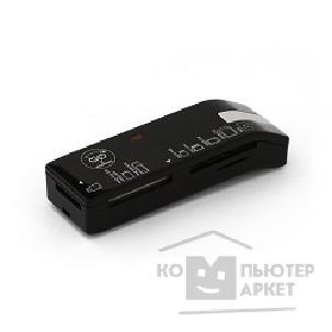 Устройство считывания Konoos USB 2.0 Card reader  UK-18 SD/ microSD/ MMC/ MS/ M2