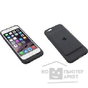 Аксессуар Apple Smart Battery Case iPhone 6/ 6s Charcoal Gray [MGQL2ZM/ A]