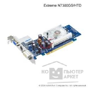 Видеокарта Asus TeK EN7300GS/ HTD 256Mb DDR2, GF 7300GS DVI, TV-out PCI-E