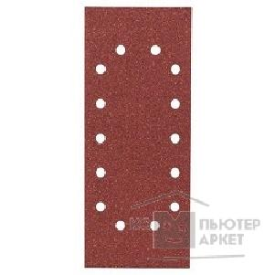 Bosch Bosch 2608605343 10 шлифлистов Expert for Wood+Paint 115x280 K80