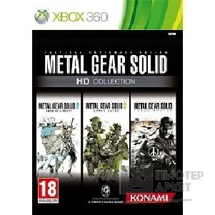 Игры Metal Gear Solid: HD Collection