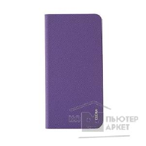 Чехол Ozaki O!coat 0.4 + Folio case for iPhone 6 Plus. Purple OC581PU