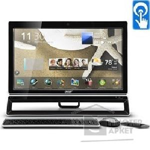 "Моноблок Acer DO.SHRER.001  Aspire Z3171 21.5"" FullHD touch/ AMD x2 A4-3420/ 3072Mb/ 500Gb/ ATI HD6410D/ DVDRW+CR/ Gigabit LAN+WiFi+BT/ camera/ Win7 HP64+MS Office St/ wireless kb&mouse"