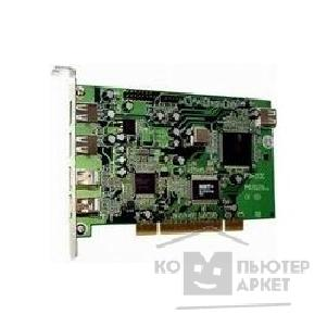 Контроллер 2-port USB 2.0 + 2-port 1394 PCI combo card, OEM
