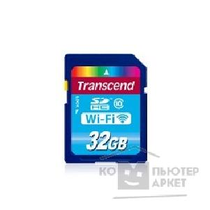 Карта памяти  Transcend SecureDigital 32Gb  TS32GWSDHC10