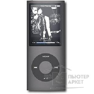 APPLE гаджет MP3 Apple Ipod MB754LL/ A iPod nano chromatic 8 Gb MP3 плеер black