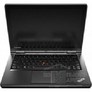 "Ноутбук Lenovo ThinkPad S1 Yoga [20CD00DHRT] black 12.5"" FHD TS i5-4210U/ 8Gb/ 1Tb+16Gb/ noDVD/ BT/ WiFi/ Cam/ W8.1Pro"