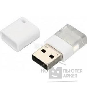 Носитель информации Leef USB 2.0  ICE 32GB White/ ABS band белый/ прозрачный [LFICE-032WHR]