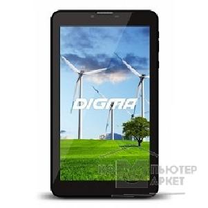 "Digma Планшет  Plane 7.3 3G PS7003MG MTK8312 2C A7/ 1Gb/ 8Gb/ 7"" IPS 1024*600/ 3G/ BT/ black/ And4.4/ GPS/ 2Mp [919708 ]"
