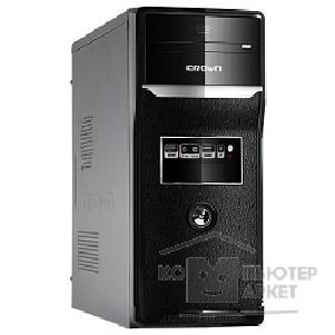 Корпус Crown Корпус Miditower CMC-SM157 black leather ATX CM-PS400W
