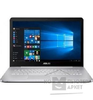 "Ноутбук Asus N752VX-GC274T [90NB0AY1-M03310] i5 6300HQ/ 8Gb/ HDD 2Tb+128Gb SSD/ 17.3""FHD IPS AG 1920x1080 / DVD-RW/ nVidia GeForce GTX 950M 4Gb/ WiFi/ BT/ Cam/ / Windows 10"