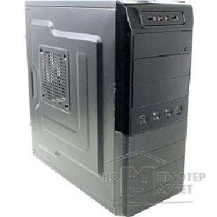 Корпуса EXEGATE  EX210993RUS Корпус Miditower CP XP -310 <Black, черное шасси, без БП, ATX, USB, Audio>