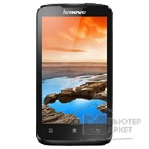 Мобильный телефон Lenovo IdeaPhone A316i [P0Q30007RU] Black